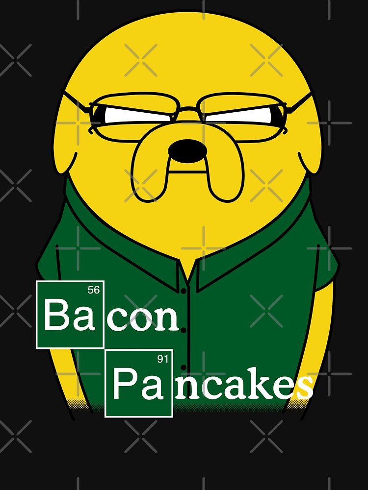 Bacon Pancakes by pigboom