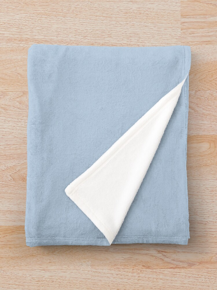Alternate view of Tiny Tina Borderlands Fan Art Throw Blanket