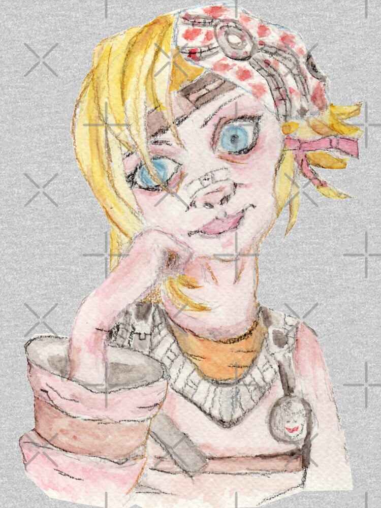 Tiny Tina Borderlands Fan Art by Ezhael
