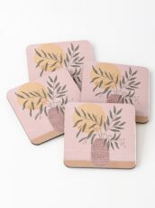 olive branch Coasters