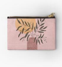 olive branch Zipper Pouch