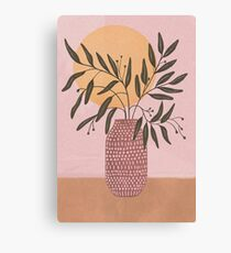 olive branch Canvas Print