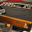 Atari VCS by billlunney