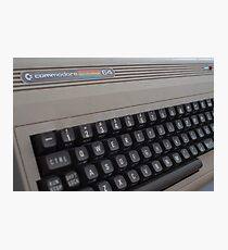 Commodore 64 Photographic Print
