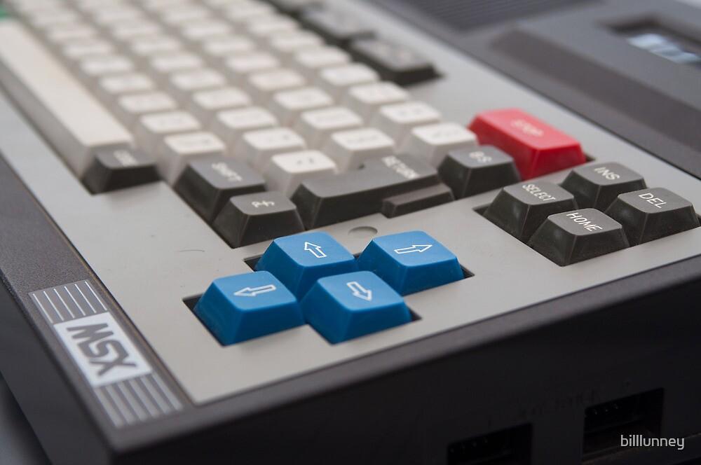 Toshiba MSX by billlunney