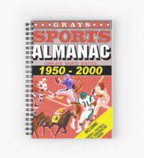 BTTF: Sports Almanac Spiral Notebook
