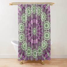 Unique Mandala Shower Curtain