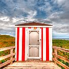PEI Beach Hut by Elisabeth van Eyken