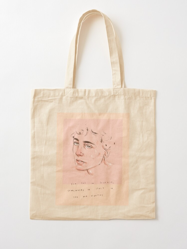 Alternate view of for you in silence Tote Bag
