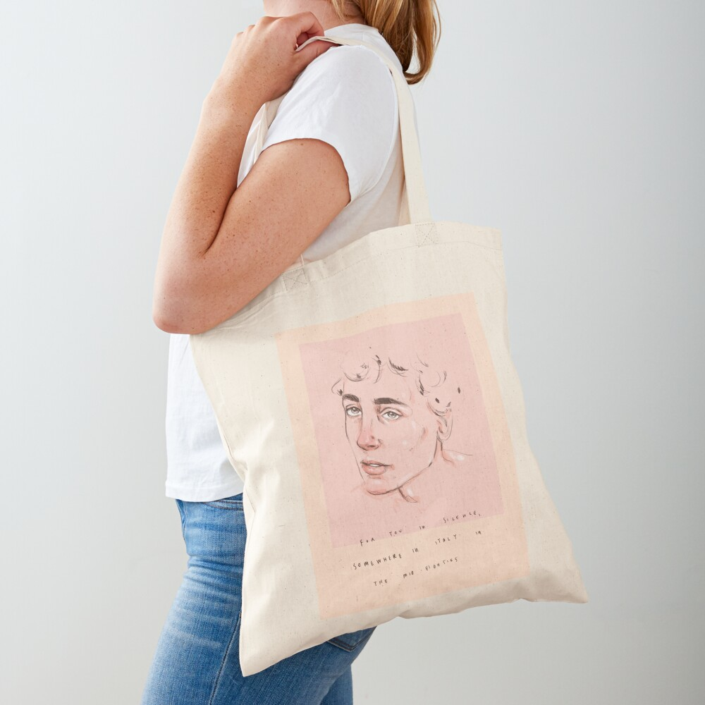 for you in silence Tote Bag