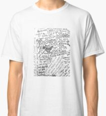 Words 3 Classic T-Shirt