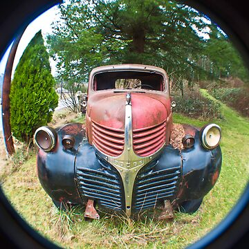 Vintage Dodge Truck by claytonbruster