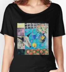 Frida and fruit 3 Women's Relaxed Fit T-Shirt