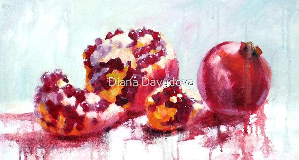 Pomegranate by Diana Davydova