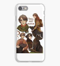 Sirius Black and Remus Lupin iPhone Case/Skin
