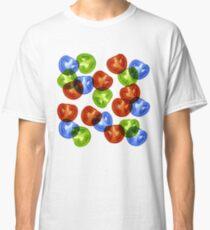 RGB Tomato salad Classic T-Shirt