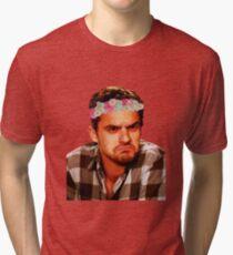 Grumpy Nick Tri-blend T-Shirt