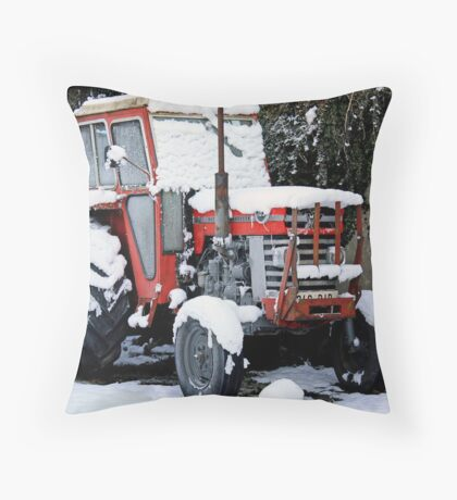 No Work Today Throw Pillow