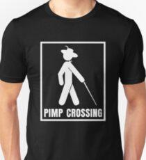 Pimp Crossing Unisex T-Shirt