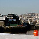 cork city 2010  winter by Edward  manley