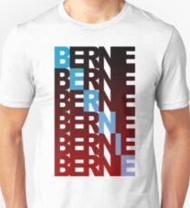bernie sanders textual burn Unisex T-Shirt