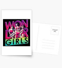 Wonder Girls Ich fühle dich Postkarten