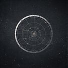 Vintage Cosmos: Hayley's Comet 1835 by Sybille Sterk