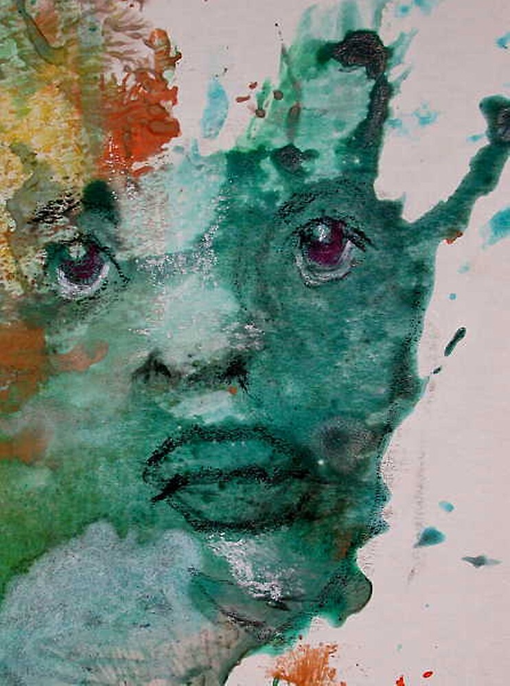 Face, Bernard Lacoque-57 by ArtLacoque