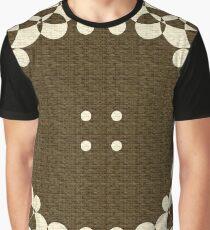 Papaya Whip Blanket Graphic T-Shirt