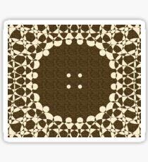 Papaya Whip Blanket Sticker
