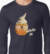 Pineapple Whip It Long Sleeve T-Shirt