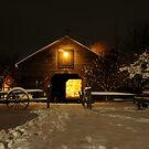 Magical  Barn by Lolabud