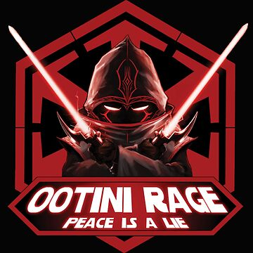 Ootini Rage - Peace is a lie by AANNRICS