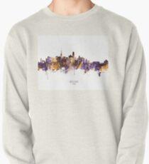 Beijing China Skyline Pullover Sweatshirt