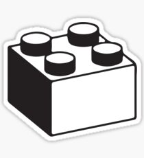 LEGO BLOCK Sticker