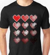The evolution of love T-Shirt