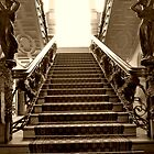 Stairway to Heaven by Di-Trying
