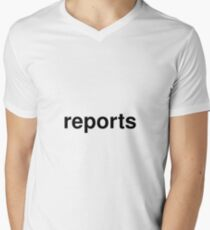 reports T-Shirt