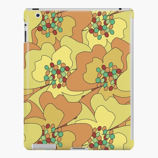 Early Spring Passion Flowers 2 iPad Snap Case