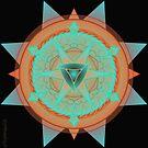 Beautiful Desert Mandala by mimulux