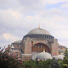 Hagia Sofia by smallan
