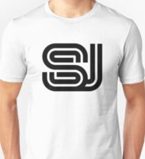SUPER JUINOR 2019 LOGO Slim Fit T-Shirt