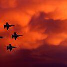 War Clouds by doug hunwick