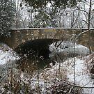 Winter's Bridge by kkphoto1