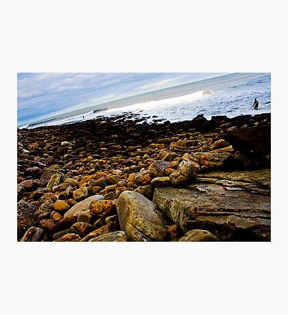 Tricky, Slippery and Classic UK Point Photographic Print
