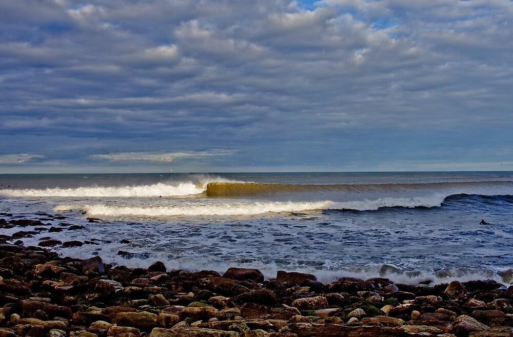 Beautiful Point Break by Adam Costello