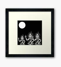 Monster Mash! Framed Print