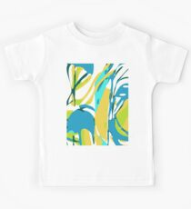 Abstract Splash Kids Clothes