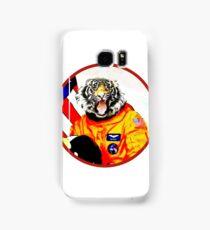 Astronaut Tiger Samsung Galaxy Case/Skin