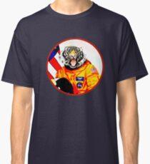 Astronaut Tiger Classic T-Shirt